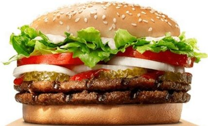 Burger King is giving away free Whoppers