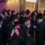 New York City community leaders call out mayor after he condemned a large gathering and singled out Jewish residents