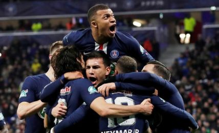 PSG to be crowned French champions