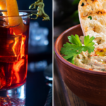 Weird and wonderful food and drink pairings