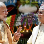 Controversial map strains the India Nepal relations