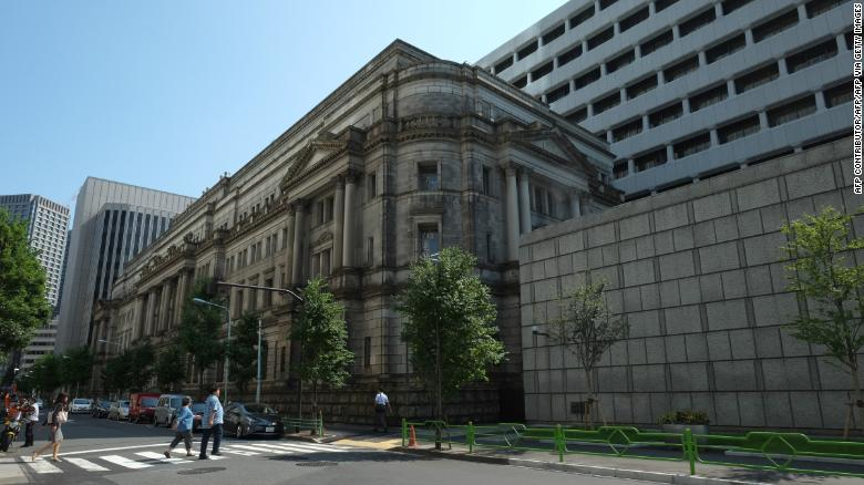 Japan's central bank