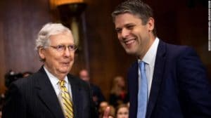 Senate moves quickly on hearing for 37-year-old