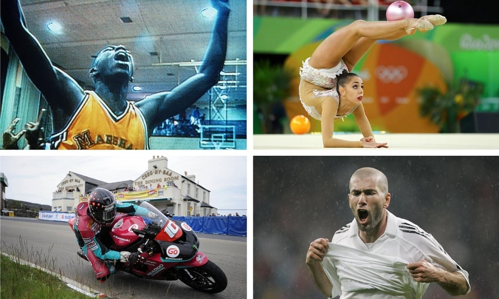 Sport documentaries