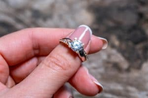 stones for wedding rings