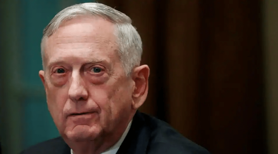 James Mattis takes charge of US