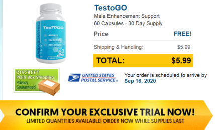 TestoGo Male Enhancement