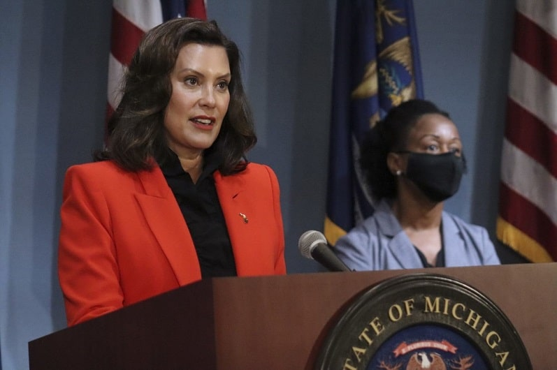 Michigan Top Court Governor exceeded forces during coronavirus pandemic