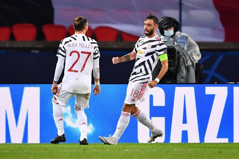 Neymar and Bruno Fernandes reveal a free account of two talismans in Paris