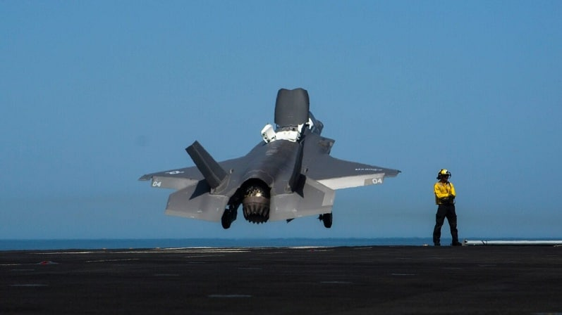 Pentagon begins rolling out replacement for the F-35 system