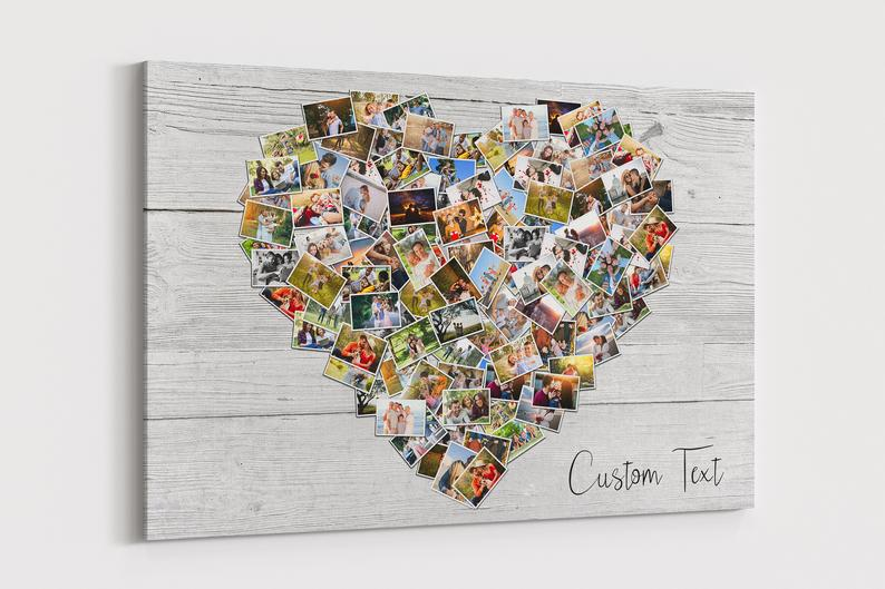 Personalized Family Photo Collage