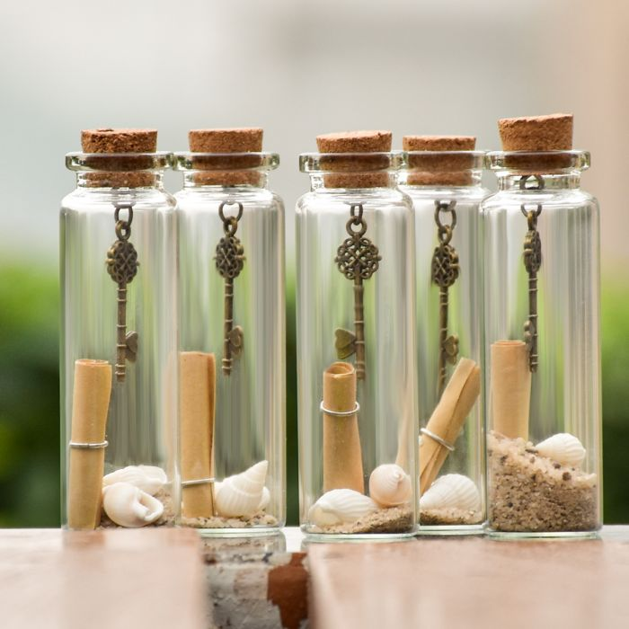 Personalized Message Gift bottles