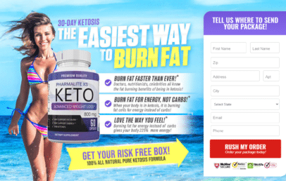 Pharmalite XS Keto Review