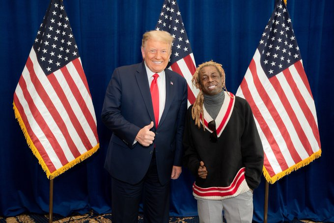 'Rappers are Republicans?!?!': Lil Wayne's meeting with Donald Trump causes confusion on social media