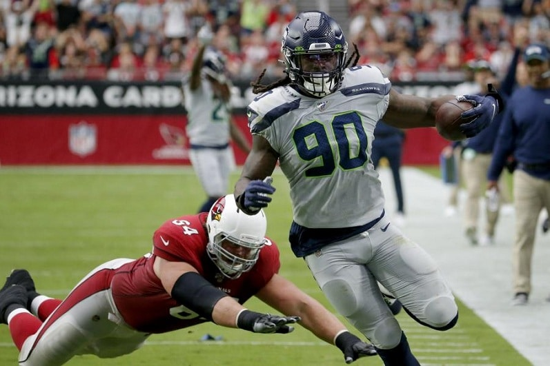 Seahawks at Cardinals score: Kyler Murray edges Russell Wilson as Arizona stuns Seattle in overtime