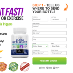 Ultra Keto White {Review} – Can You Blast Excess Fat With This Pill?