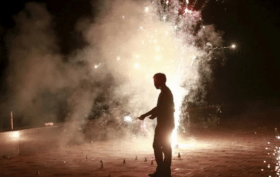 Nagaland bans sale, use of firecrackers, partial ban in Assam ahead of Diwali