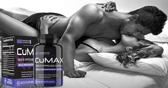 CuMax Male Enhancement Pill