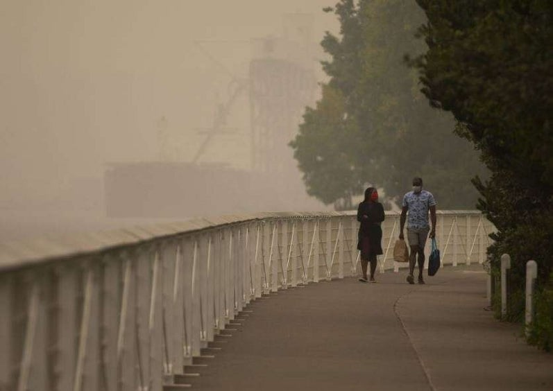 Pollution: The meaning of breathing in open air … throughout the day we are smoking as much as 30 cigarettes
