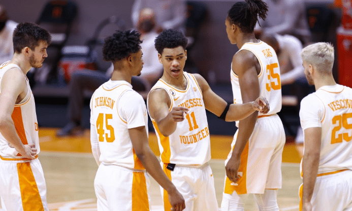Tennessee Tech at Tennessee odds, picks and prediction