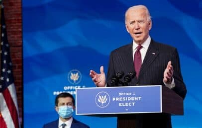 The Democratic left needs Biden to succeed. Stop trashing the winner and help him deliver.