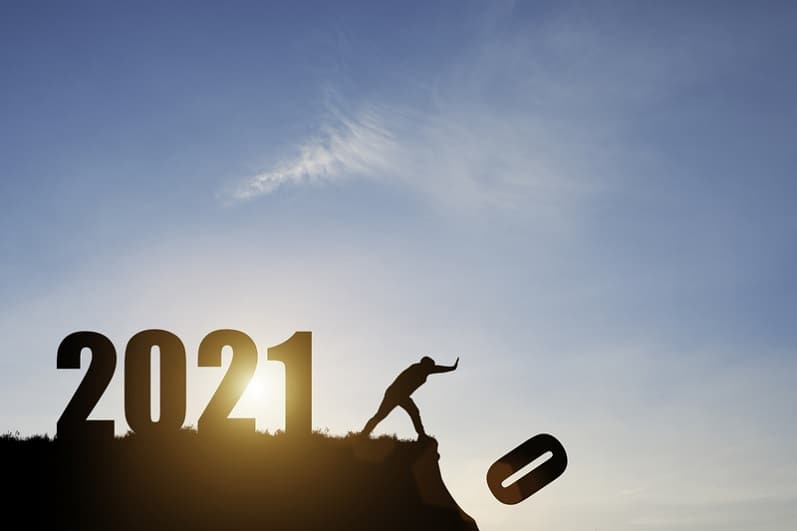The world says goodbye to 2020, a year unlike any other
