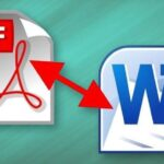 Why Transform Your PDF To Word Using A Reputable On the web Platform?