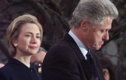 Party-line views of presidential misconduct started with Democrats and Clinton impeachment