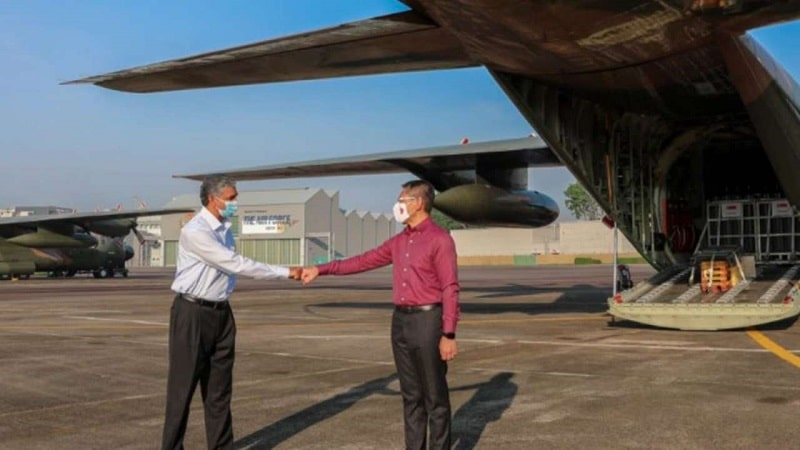 Russian federation transmits aid to India to combat Covid-19 Influx 2