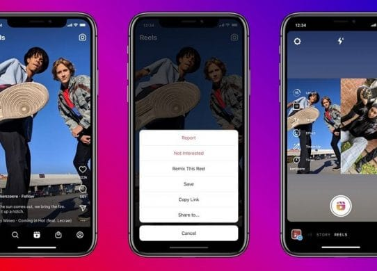 instagram-launches-tiktok-style-feature