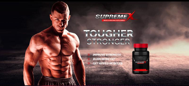 SupremeX Muscle