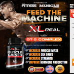 XL Real Muscle Gainer | May Help Support Improved Performance !