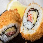 How To Make Crunchy Sushi Rolls At Home   Crunchy Roll Sushi
