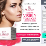 Re ViVium Anti Aging Cream – How Does It Perform On Your Skin ?