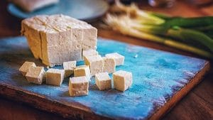 What is Tofu Made of