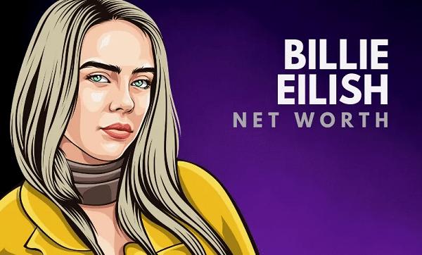 billie eilish net worth