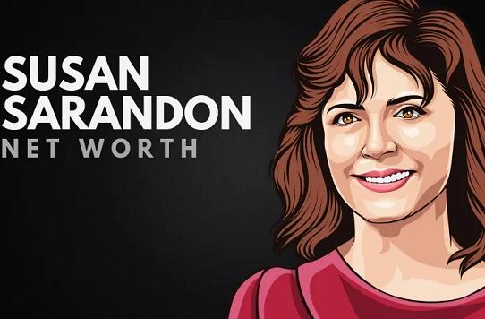 how much is susan sarandon worth
