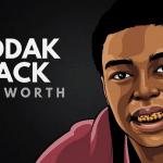 Kodak Black Net Worth 2021 Biography, Career, Height, and Assets