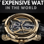 The 20 Most Expensive Watches in the World