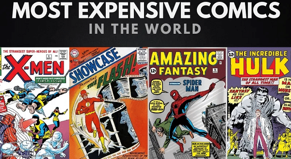 most valuable comic books