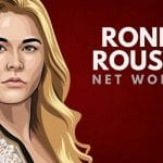 Ronda Rousey Net Worth 2021 Biography, Career, Height, and Assets