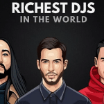 The 30 Richest DJ's in the World