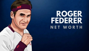 what is roger federer's net worth