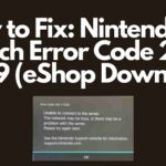 Switch Error Code 2811-7429 – How do users react to it?