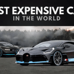 The 30 Most Expensive Cars in the World