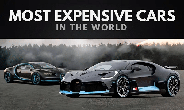 top 20 most expensive car