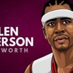 Allen Iverson Net Worth 2021, Record, Salary, Biography, Career, and Wiki