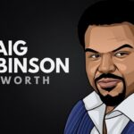 Craig Robinson Net Worth (October 2021) Record, Salary, Biography, Career, and Wiki