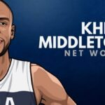 Khris Middleton Net Worth 2021, Record, Salary, Biography, Career, Weight and Wiki