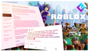 Roblox Rules 2021